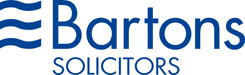 Bartons Solicitors Logo